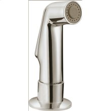 Side Sprayer, Satin Nickel Finish #547794