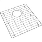"Crosstown Stainless Steel 15"" x 15-3/4"" x 11/16"" Bottom Grid Product Image"