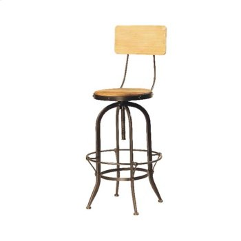Ford Barstool With Back Product Image