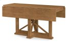 Everyday Dining by Rachael Ray Drop Leaf Console Table - Nutmeg Product Image