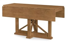 Everyday Dining by Rachael Ray Drop Leaf Console Table - Nutmeg