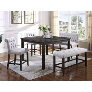 Crown Mark 2622 Palmer Counter Height Dining Group