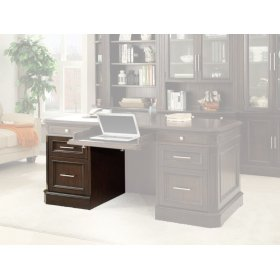 Stanford Executive Left Desk Pedestal
