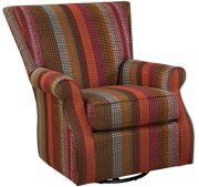 Swivel Glider Chair Product Image