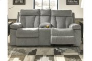 Reclining Loveseat with Console Product Image