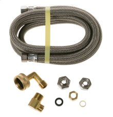 6' Dishwasher Connector Kit with Adapter