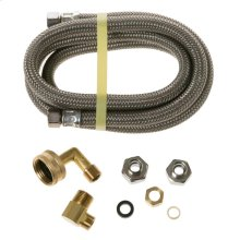 6' Universal Dishwasher Connector Kit with Adapter
