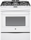 """30"""" Slide-In Self-Cleaning Gas Range Product Image"""