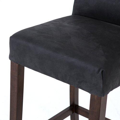 Bar Stool Size Umber Black Cover James Bar + Counter Stool