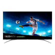 "65"" class H9E Plus series - Hisense 2018 Model 65"" class H9E Plus (64.5"" diag.) 4K UHD Android TV with HDR, Google Assistant"