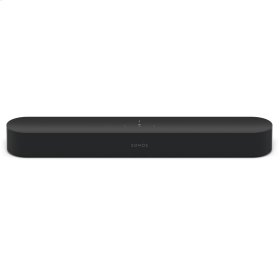 Black- The smart, compact soundbar for TV, music, and more.
