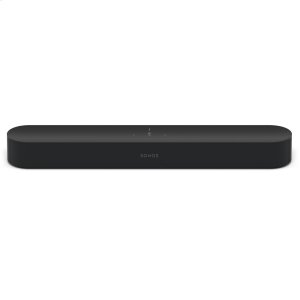 Black- The smart, compact soundbar for TV, music, and more. - BLACK