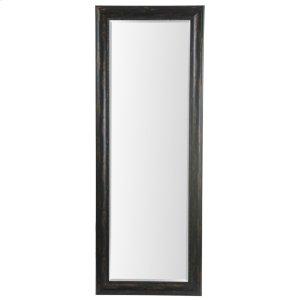 CRESTVIEW COLLECTIONS24X64 Bronze Black Framed Mirror