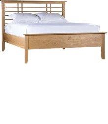 Evelyn Platform Bed - California King