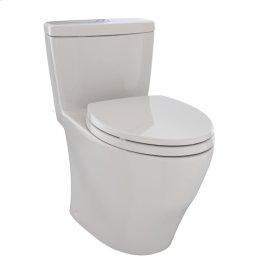 Aquia® One-Piece Toilet, 1.6 GPF & 0.9 GPF, Elongated Bowl - Sedona Beige