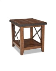 Taos End Table Product Image
