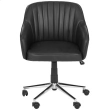 Hilda Desk Chair - Black