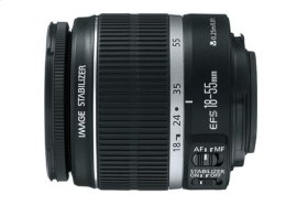 Canon EF-S 18-55mm f/3.5-5.6 IS Standard Zoom