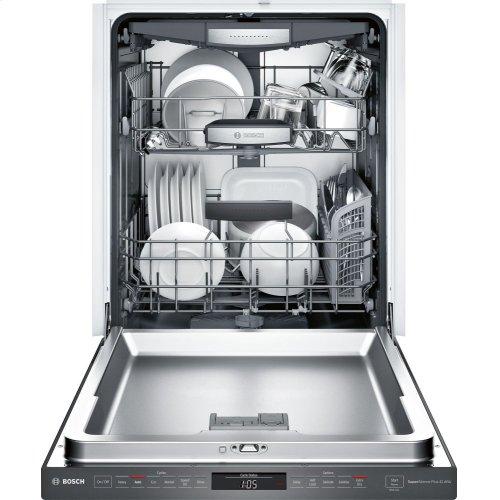 800 Series Dishwasher 24'' Black stainless steel