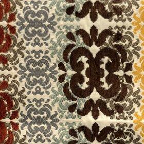 Anichka Chocolate Fabric