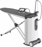 B 3312 FashionMaster Steam ironing system with display and honeycomb soleplate for optimum smoothing. Product Image