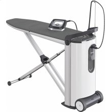 B 3312 FashionMaster Steam ironing system with display and honeycomb soleplate for optimum smoothing.