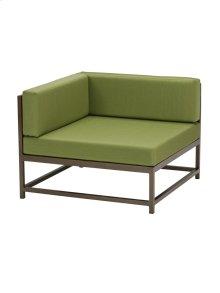 "Cabana Club Cushion Square Corner Module (15"" Seat Height)"