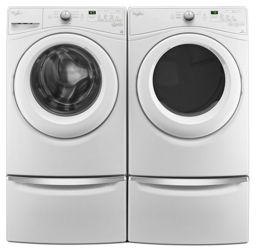 RED HOT BUY - BE HAPPY ! 7.4 cu.ft Front Load Electric Dryer with Advanced Moisture Sensing