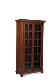 Savannah Bookcase with Doors Product Image