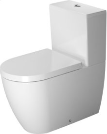 White Me By Starck Toilet Close-coupled