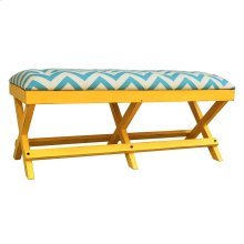 Chevron Bench 2
