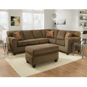 American Furniture Manufacturing3100 - Cornell Cocoa Sectional