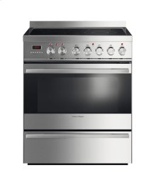 "Freestanding Electric Range, 30"", Self Cleaning"