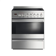 "Floor Model - Convection 30"" Electric Range, Self Cleaning"