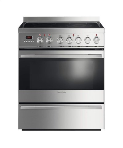 """Electric Range 30"""", Self Cleaning Product Image"""