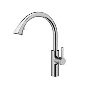 Splendure™ Stainless Steel Single-lever Mixer