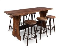 Sunset Trading 7 Piece Cabo Counter Height Pub Table Set