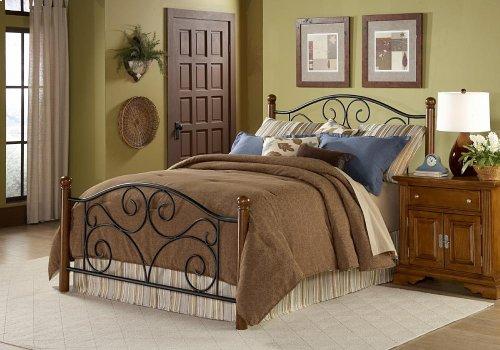 Doral Bed - QUEEN