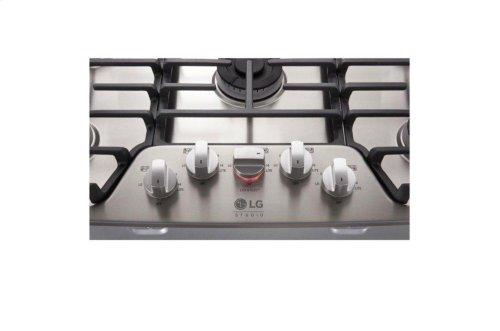 "LG STUDIO 36"" Gas Cooktop"