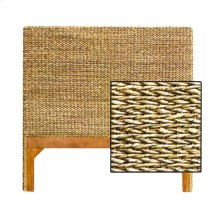 King Size Headboard, Seagrass Finish Only.