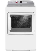 Electric Dryer, SmartTouch Dial and Steam Cycles Product Image