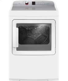 AeroCare Gas Dryer with SmartTouch Dial and Steam Cycles