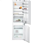 "Gaggenau200 series 200 series two-door bottom freezer without ice maker. Fully integrated, panel ready Niche width 22 1/4"" (56 cm)"