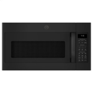 ®1.9 Cu. Ft. Over-the-Range Sensor Microwave Oven with Recirculating Venting - BLACK