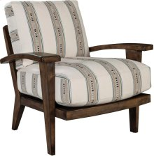 ED Ellen DeGeneres Hillcrest Cane Back Chair (Fabric)