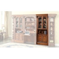 Huntington 32 in. Glass Door Cabinet Product Image