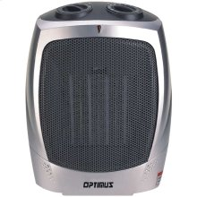 Portable Ceramic Heater with Thermostat