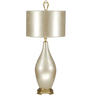 Champagne Shimmer Lamp