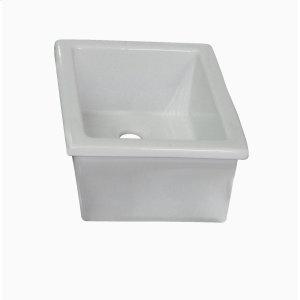 "Utility Sink - 14 1/8"" x 11"" - White Product Image"