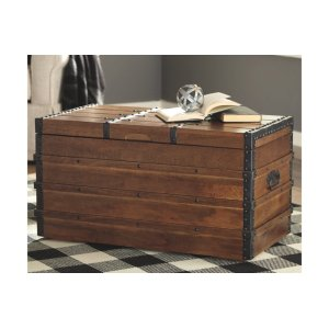 Ashley FurnitureSIGNATURE DESIGN BY ASHLEYStorage Trunk